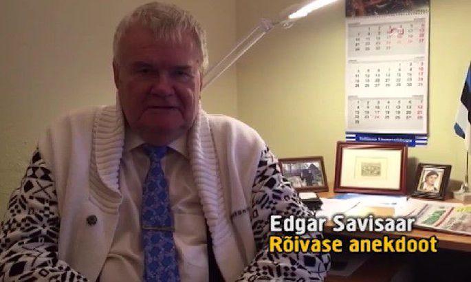 fc020ce6867 W3 uudised - Video: Edgar Savisaare lemmiknali käib Taavi Rõivase kohta