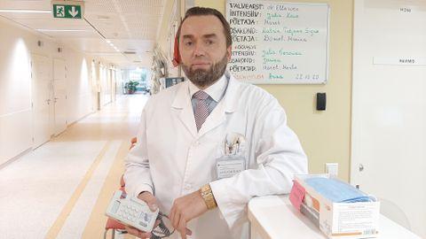 Professor Jaak Kals