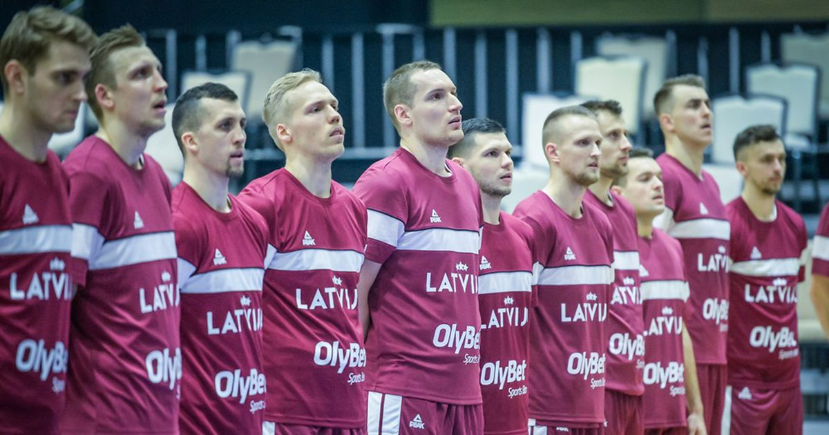 VIDEO⟩ Latvian national team basketball players play convincingly, winning the first victory in ECC qualification – Basketball