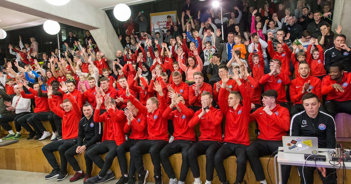 Eesti jalgpallikarikas tuleb aastaks Ida-Virumaale!