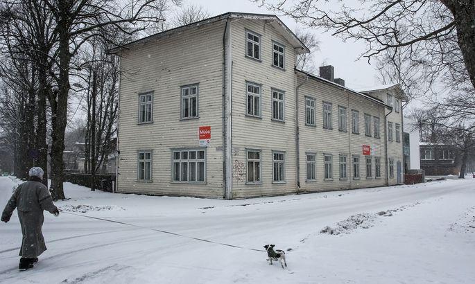1a1c8cf221c LVM Kinnisvara müüs maha Pärnu haiglale kuulunud endise  psühhiaatriakliiniku päevakeskuse hoonestatud kinnistu.