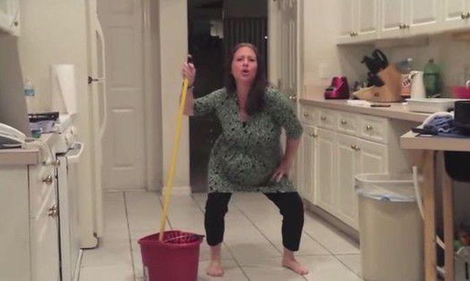 0158cbcc6c8 Video: raseda naise tantsunumber lõppes üllatusega - Kirev elu - Elu24