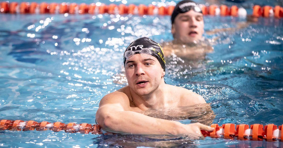 Martin Allikvee ujus Budapest Openil võimsa Eesti rekordi