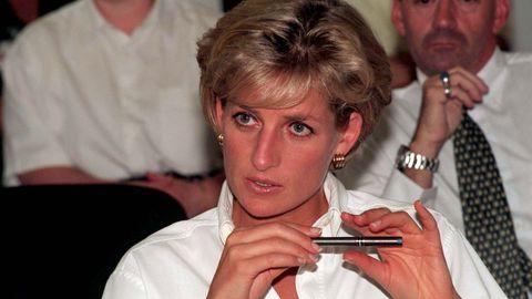 Printsess Diana 1997. aasta jaanuaris, umbes pool aastat enne oma traagilist surma.