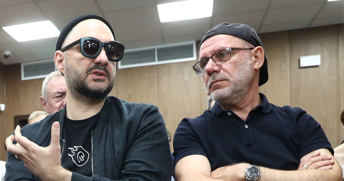 Vene kohus tühistas teatrijuht Serebrennikovi vastu esitatud hagi