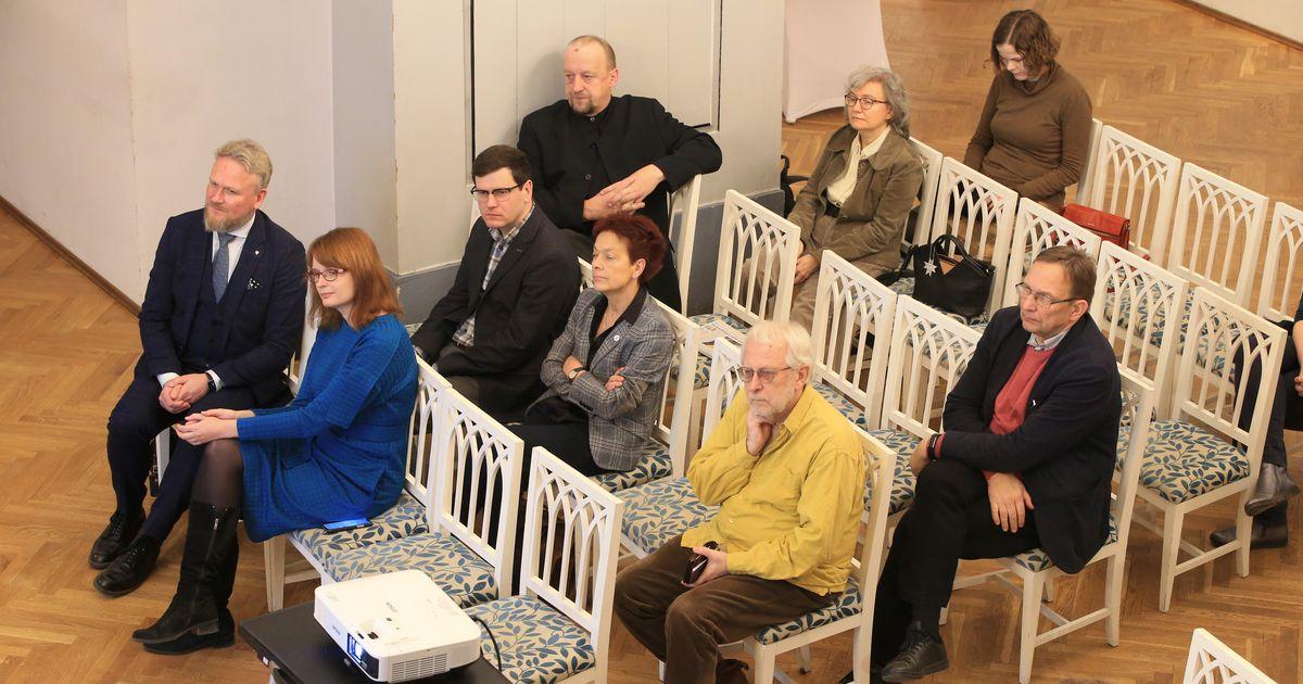 Galerii: Postimees esitles Noor-Eesti teadusgranti