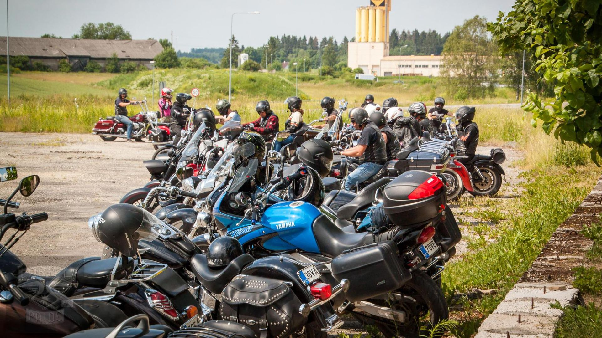 Motoklubi avas terveks päevaks uksed ja vaata mis juhtus