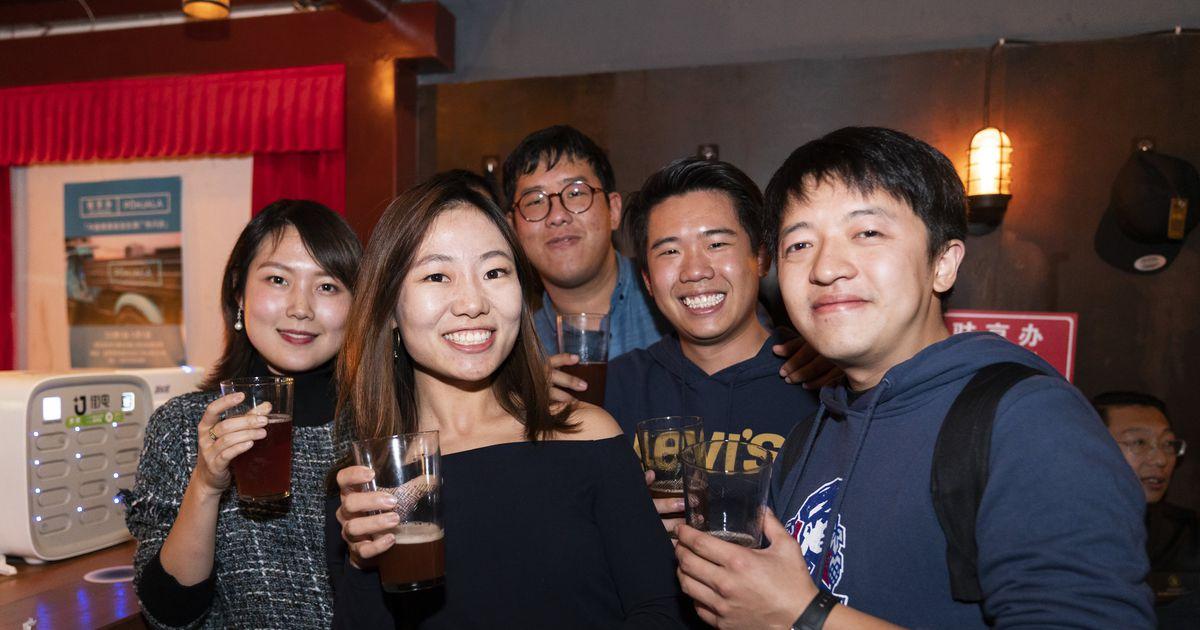 Pekingis avati esimene Põhjala käsitööõllede baar