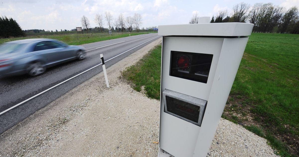 Maanteeamet viib Tallinna-Tartu maanteelt ära kaks kiiruskaamerat