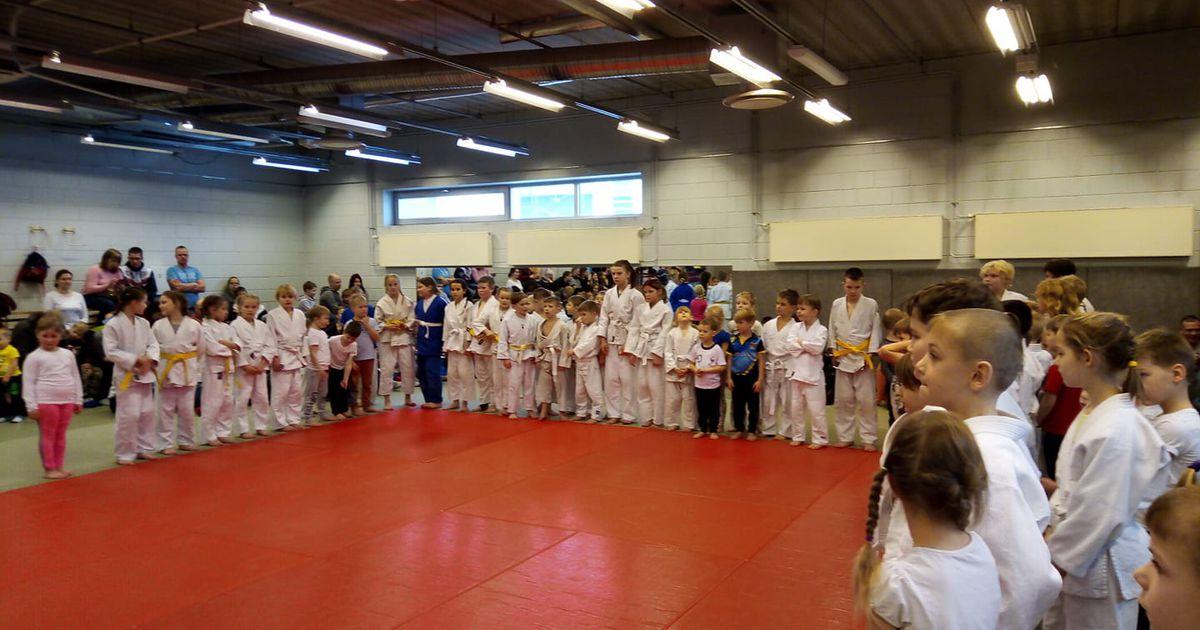 Võru sumo- ja judoturniiril osales üle poolesaja lapse