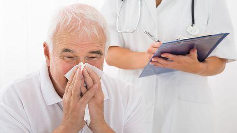 Gripp mõjub eriti laastavalt eakatele.