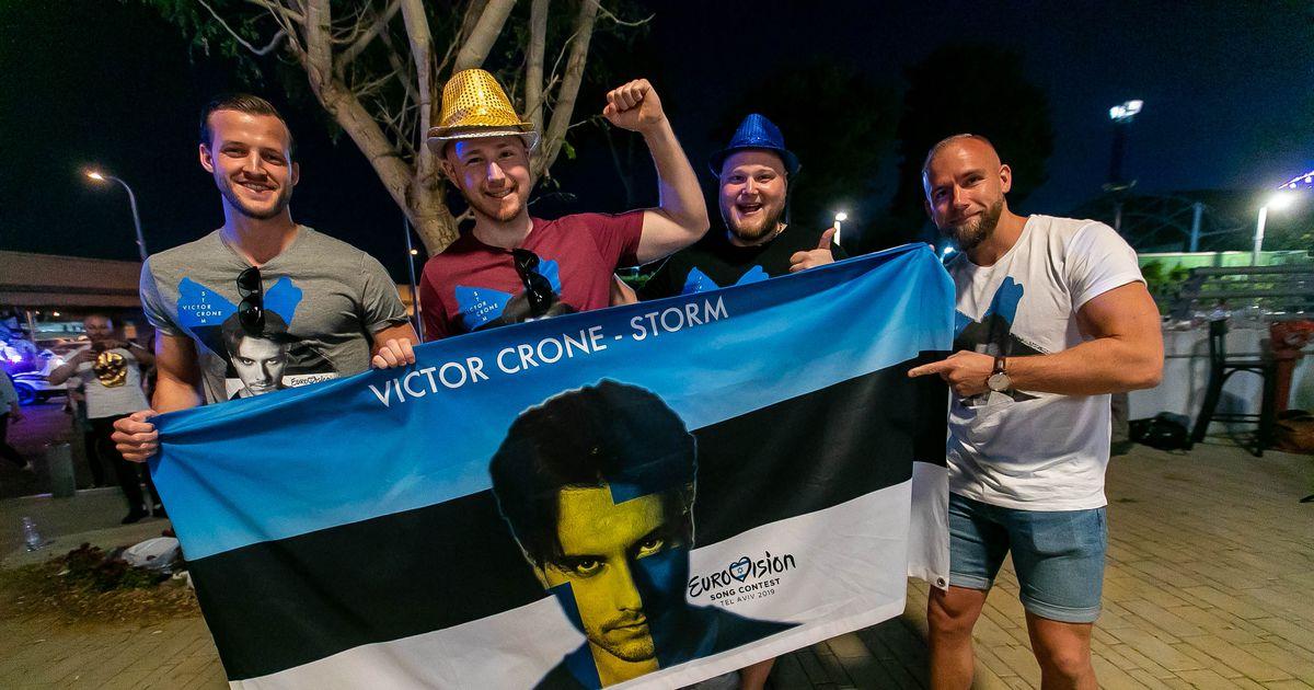 ELU24 TEL AVIVIS: Victor Crone jõudis finaali! Vaata blogist, kes veel edasi pääsesid