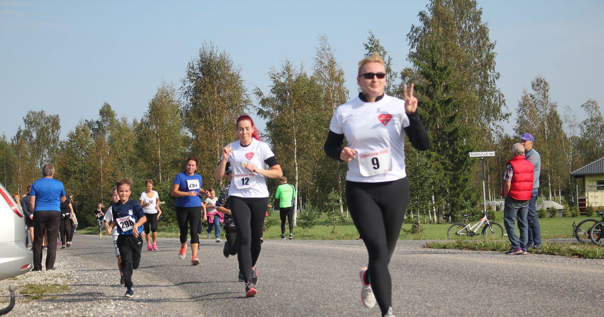 Järvamaa spordinädal avatakse Südamelinna jooksuga