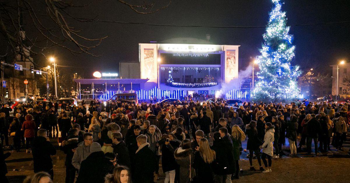 13da59495e6 Aastavahetuse pidustused toovad kaasa liiklusmuudatusi Pärnu kesklinnas -  Uudised - Pärnu Postimees