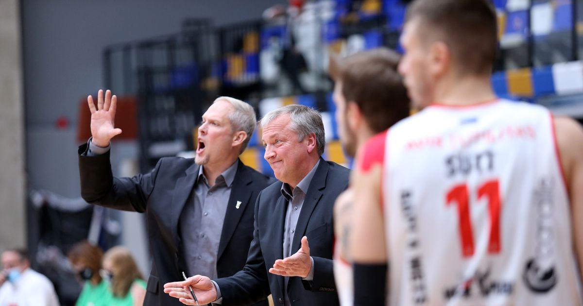 Galerii  Viimaste sekundite võitluses kaotas Tartu korvpallimeeskond...