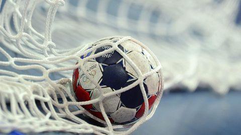 Käsipalli pall. Pilt on illustratiivne.