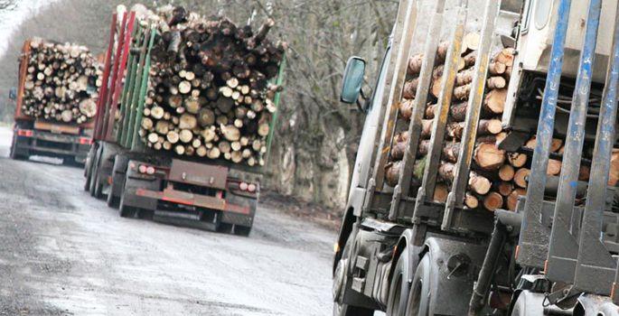 c7ad0e8771b Metsaveoautod ummistavad protestiks liikluse - Äriuudised - Majandus