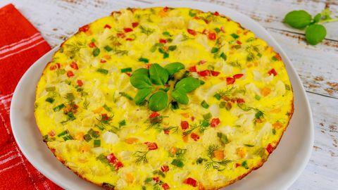 Vahemerehõnguline omlett