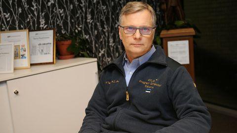 Professor Peep Talvingule on Tartu ülikool oluline, sest ta tunneb, et tal on midagi anda. Ta ei tööta enam kliinikumis arstina ja sellest on tal kahju.
