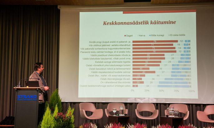 """a1073e8252c Konverentsil """"Terve keskkond – terve inimene?"""" tutvustati keskkonna- ning  haridus- ja teadusministeeriumi koostöös valminud keskkonnahariduse ja ..."""