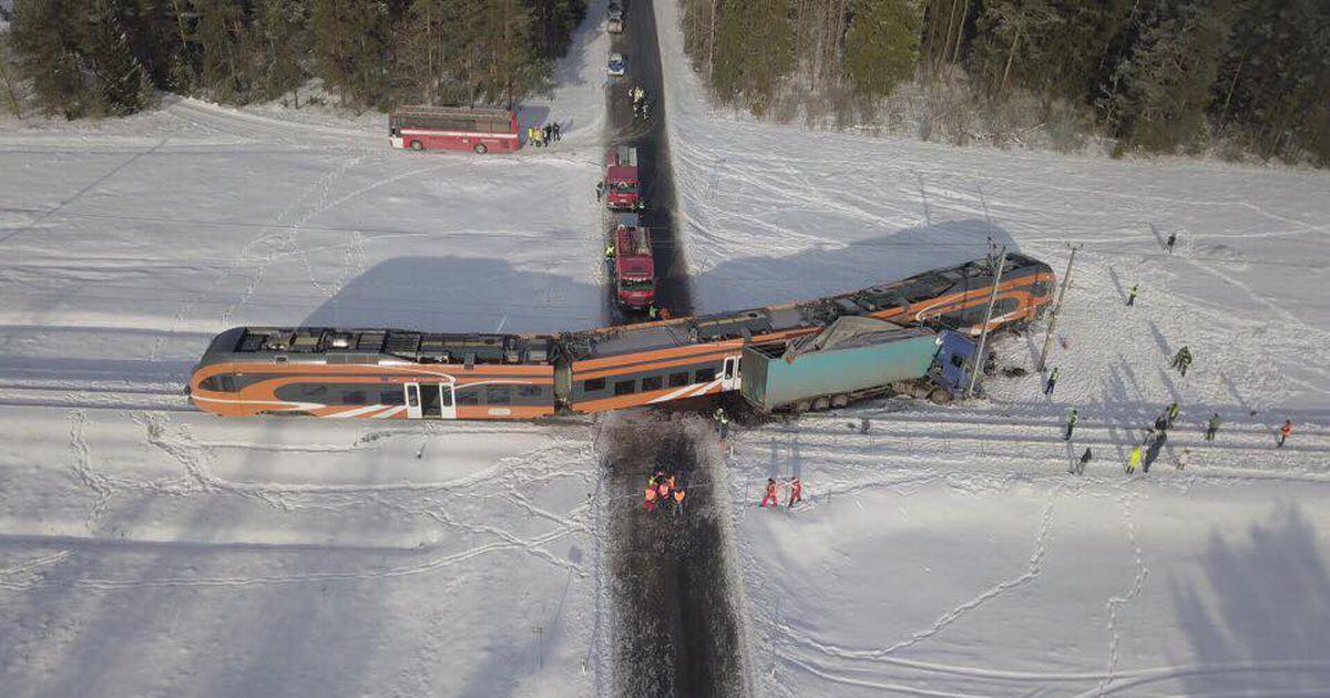 Kulna õnnetuses kannatada saanud rong tuleb liinile tagasi