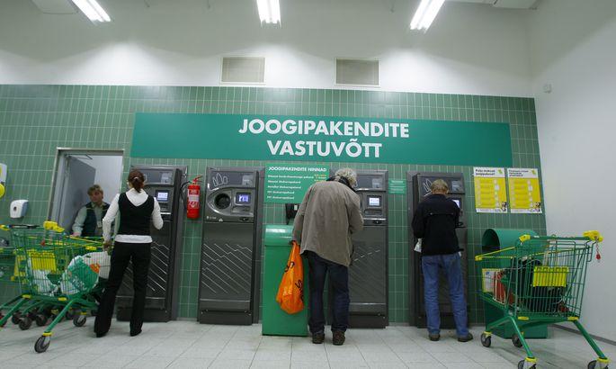 e58d8d0c82b Euro viib osa tagastatava taara hinnast - Äriuudised - Majandus