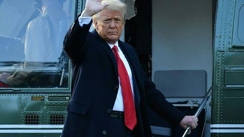 Trumpi tagandamine ei saanud USA senatis vajalikku toetust