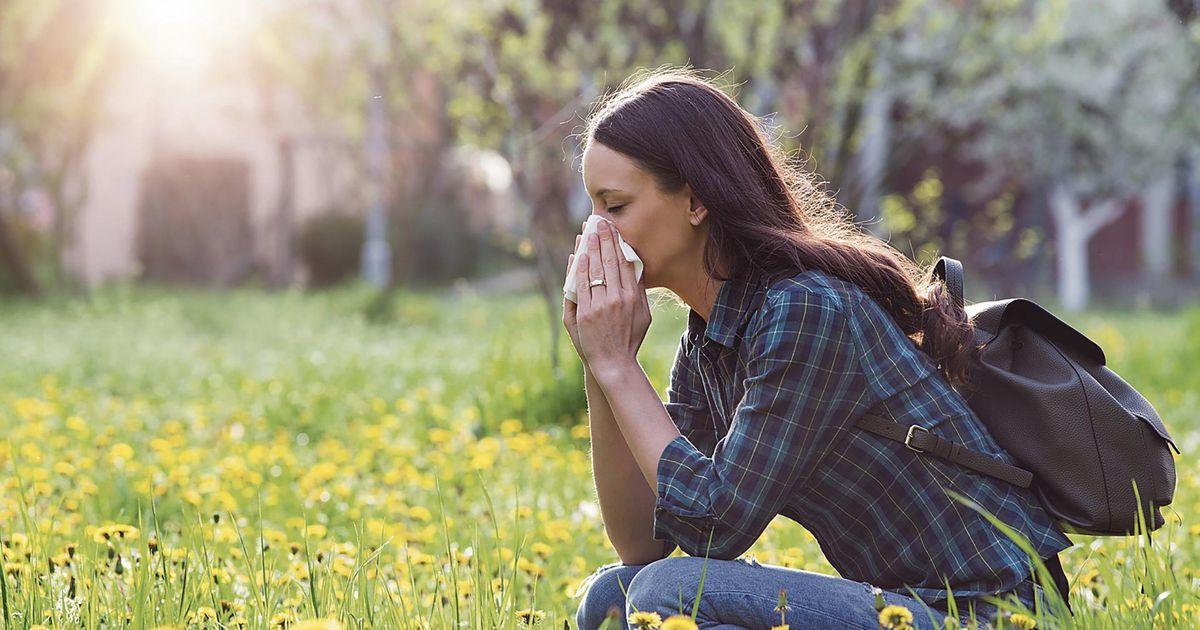 Allergiat kahtlustades tasub lasta end arstil kontrollida