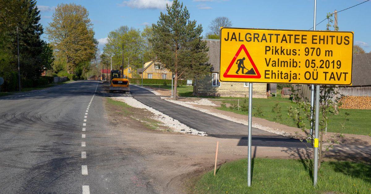 Kergliiklusteed maanteeameti plaanides ei kajastu