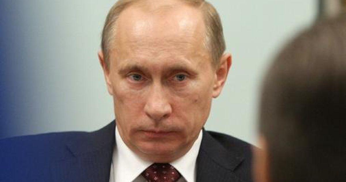 Путин о теракте Москва фото