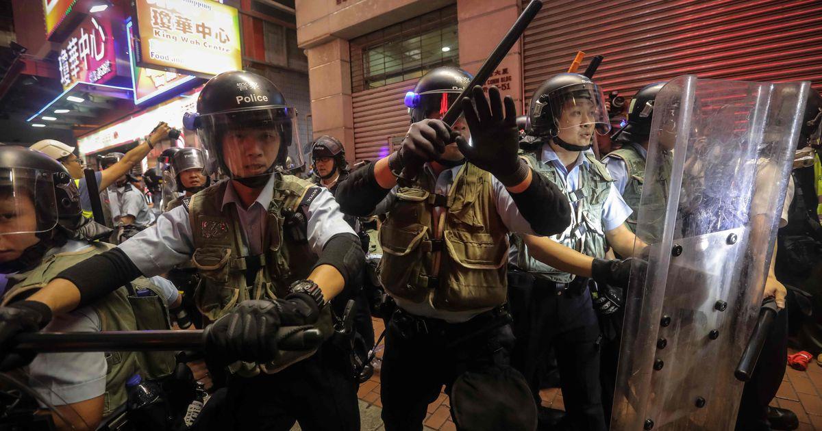 Hiina suursaadik Eestis: hongkonglased ei soovi kaost