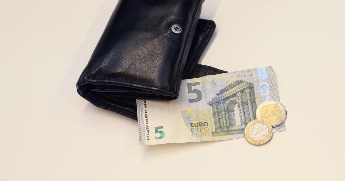 Keskmine pension oli 484,5 eurot